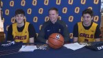 Queen's recruits homegrown basketball talent